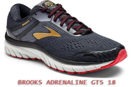 timeless design 80e50 d0121 Brooks Adrenaline GTS 18 - best athletic shoes