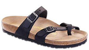 10 Birkenstock Women's Mayari Oiled Leather Sandal