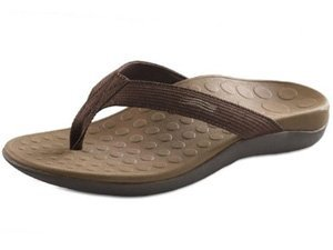 3 Vionic Unisex Wave Toe Post Sandal