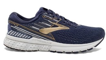 Brooks Adrenaline GTS 19 mens best support shoes for high arches