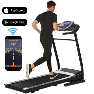 Ncient Folding Treadmill