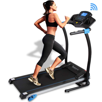 SereneLife SLFTRD25 treadmill under $500