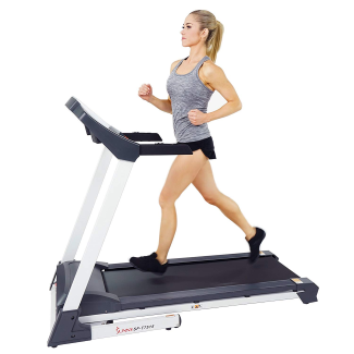 Sunny Health & Fitness SF-T7515 treadmill under 500 dollars