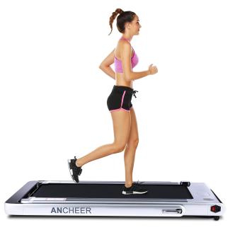 ancheer 2 in 1 folding treadmill best under 500