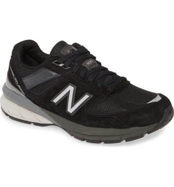 New Balance 990v5 Mens running shoes for flat feet