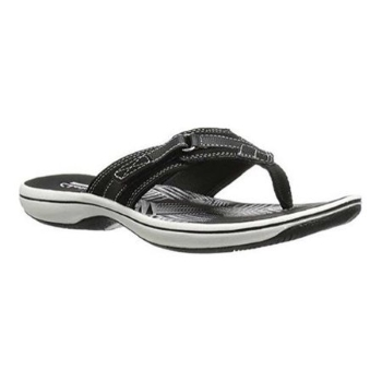 Clarks Breeze Sea Flip-flop saldals for flat feet